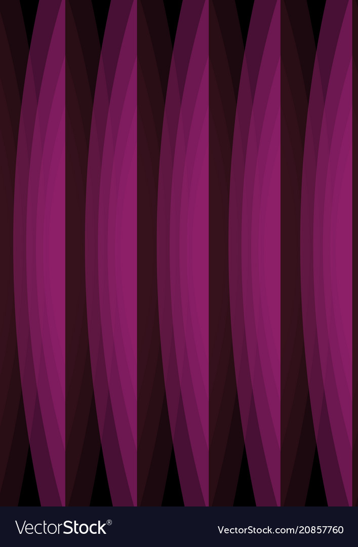 Black background with purple arc abstract shapes