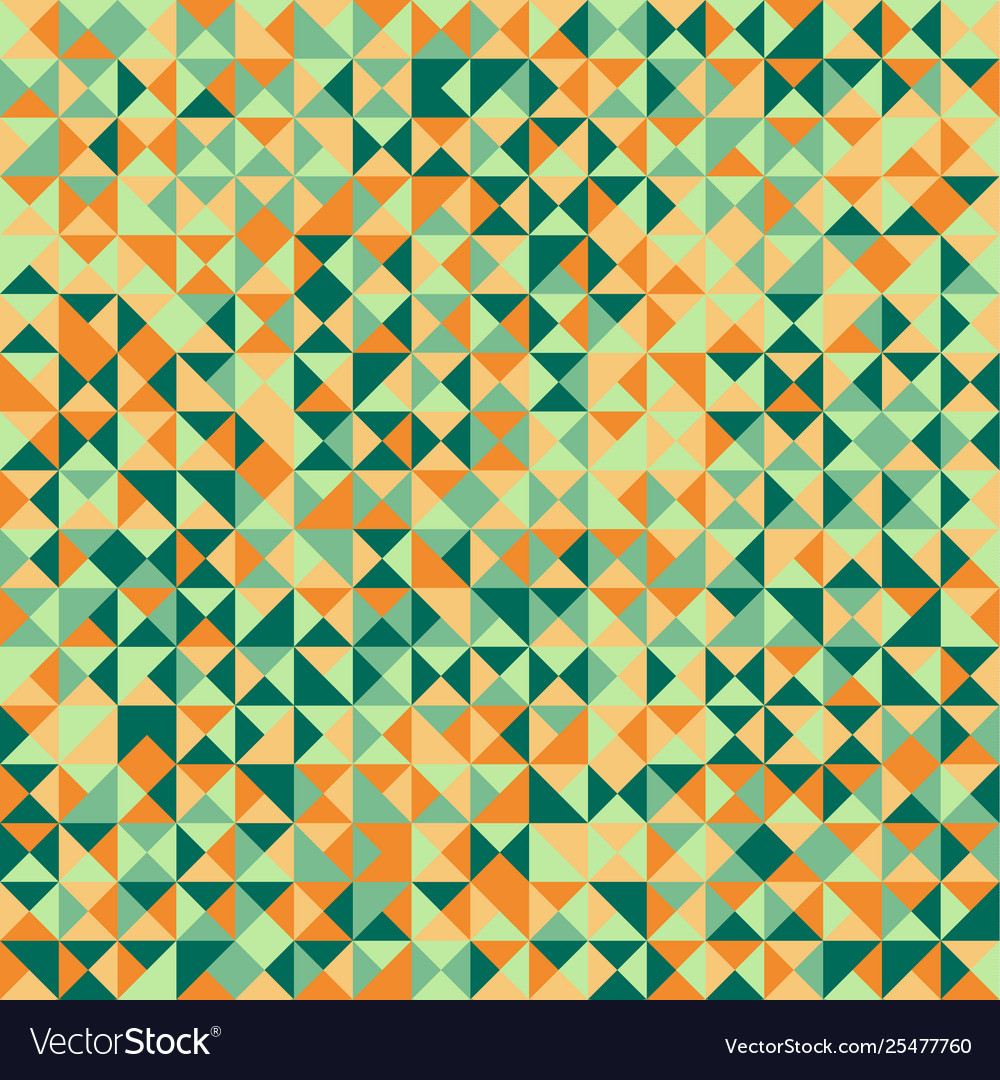 Colors modern abstract triangle polygonal style
