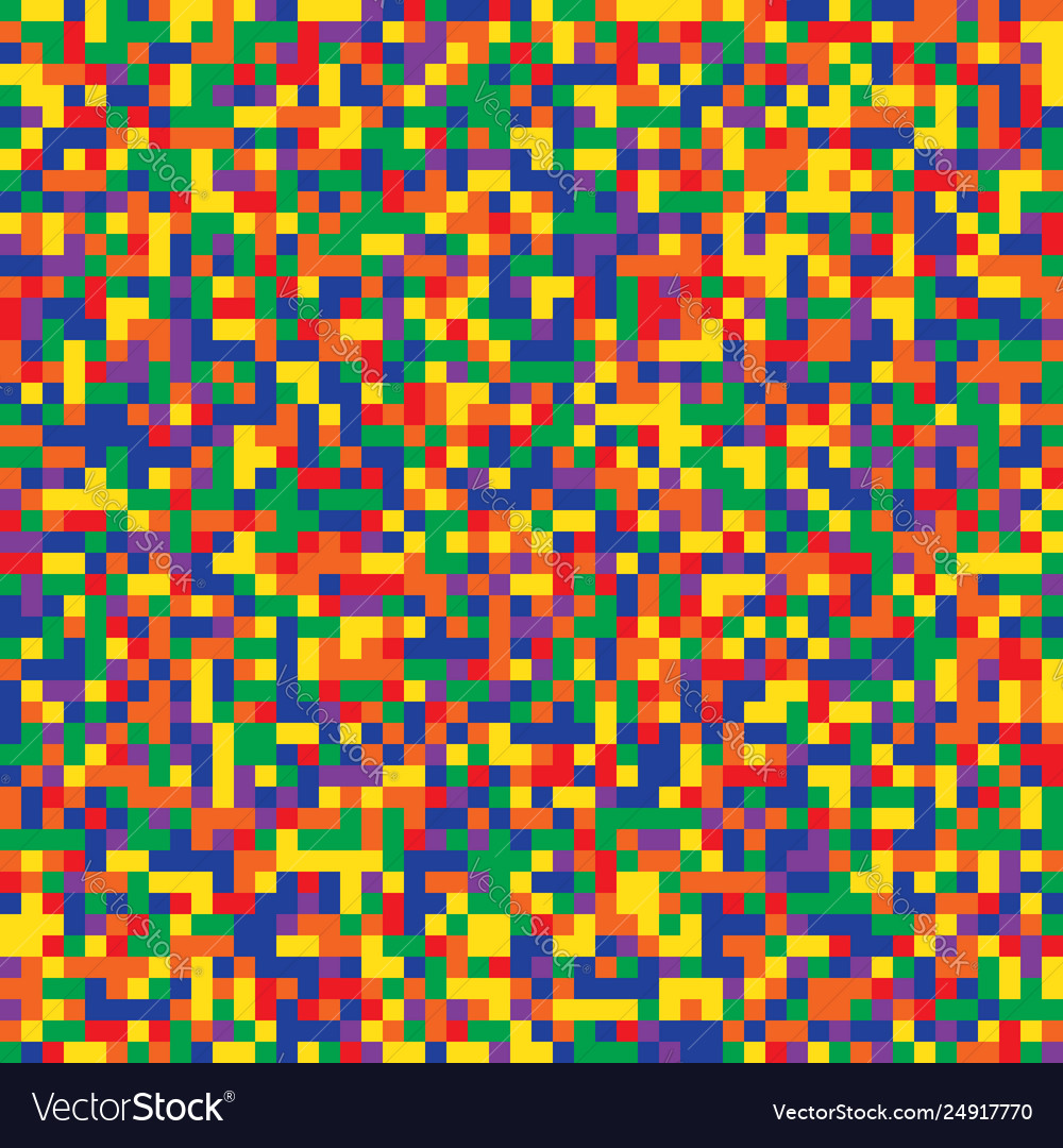 Check color mosaic pattern texture background