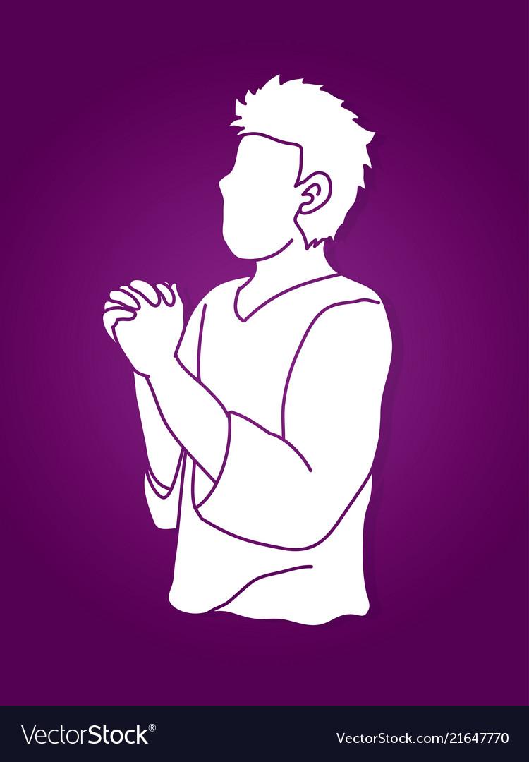 Praise god prayer christian praying