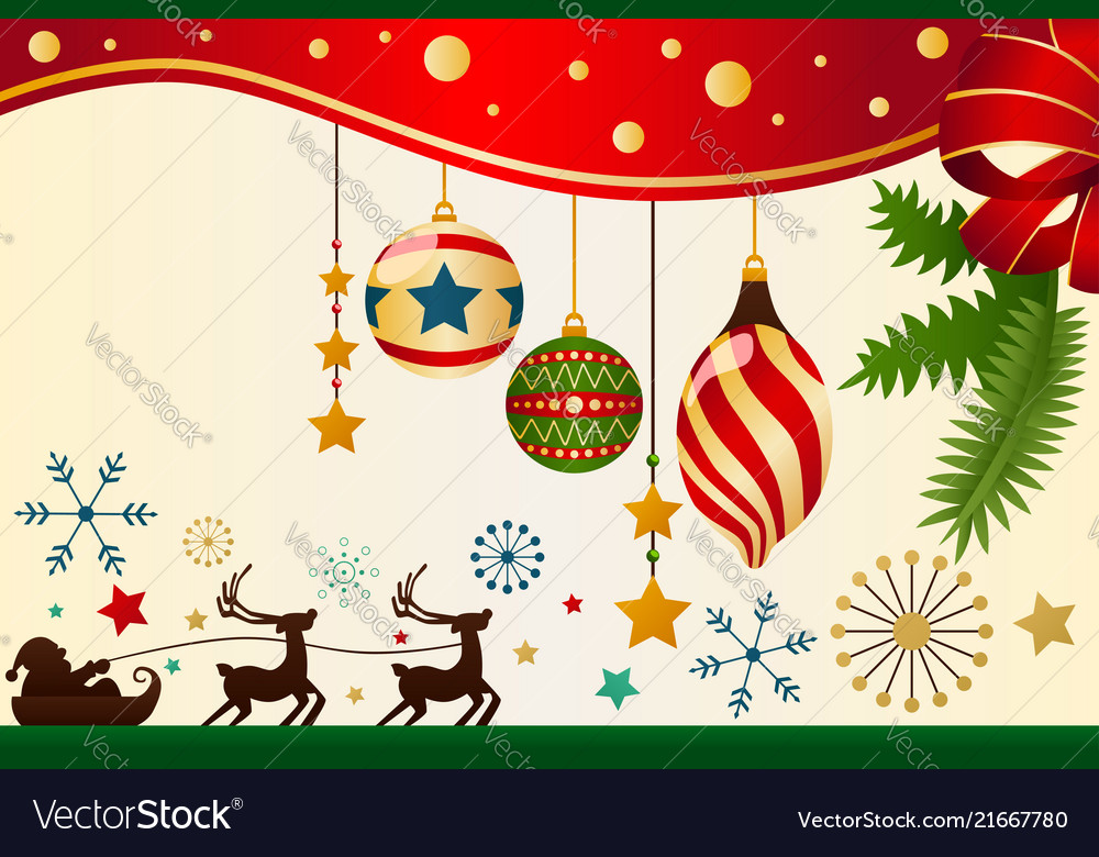 Christmas Ornaments Background.Christmas Ornaments Background