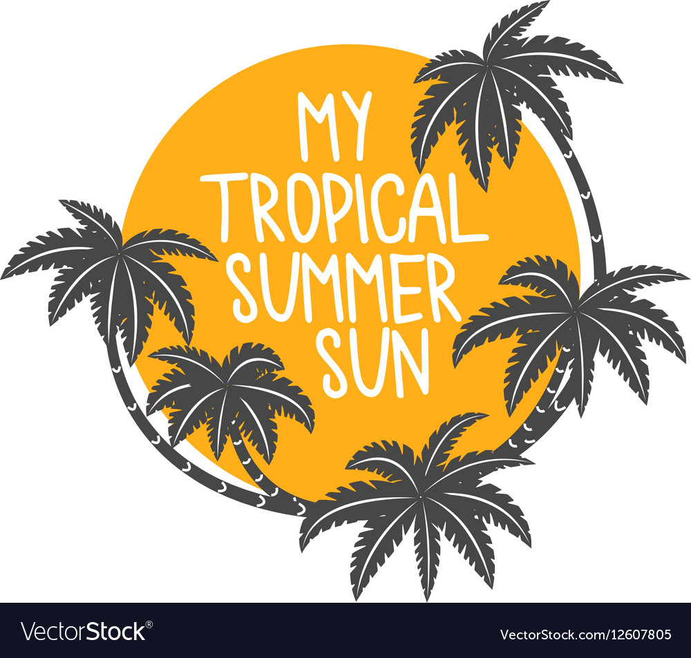 Tropical summer time