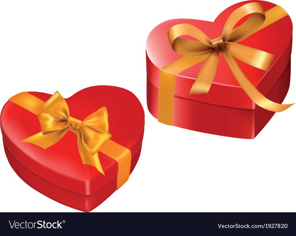 Heart gift presents