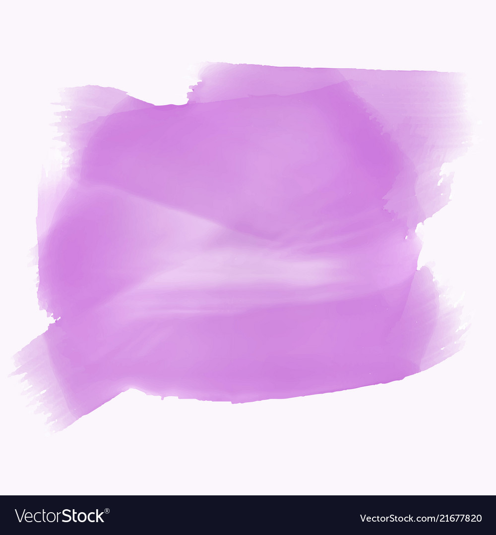 Purple watercolor texture with text space