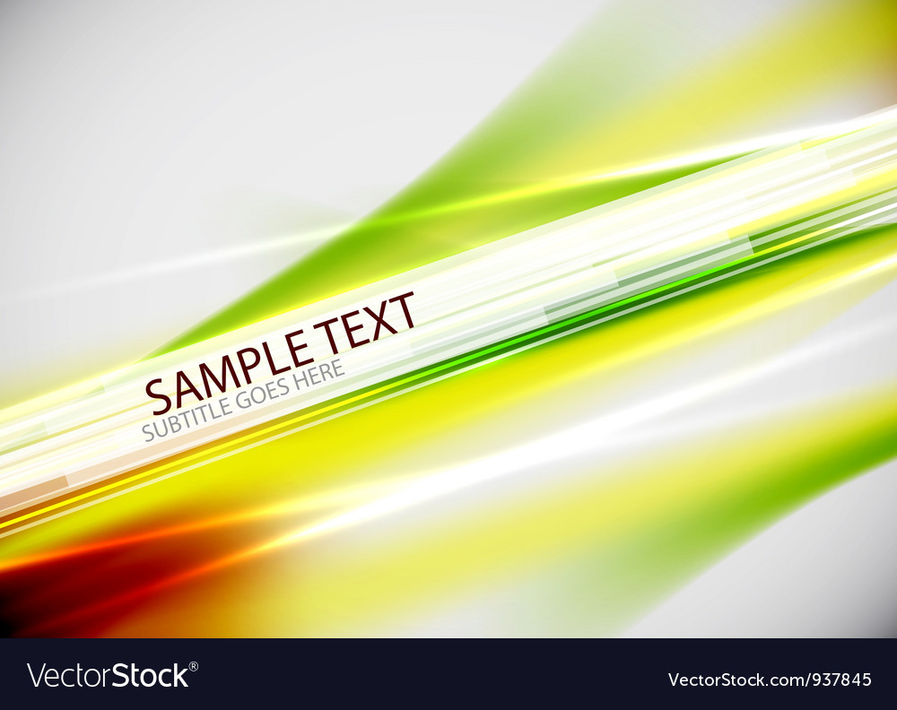 Green lines background