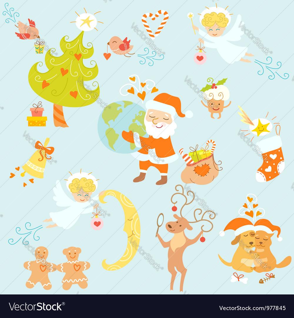 Love Christmas set