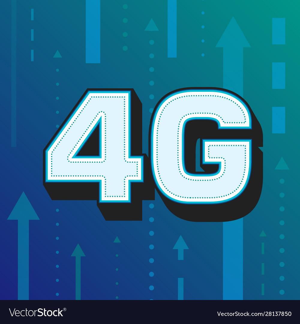 4g high speed internet technology