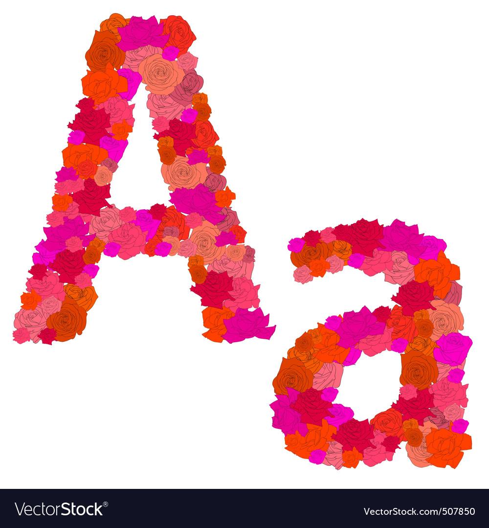 aa alphabet