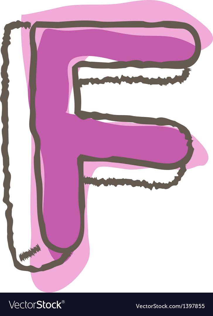 A view of alphabet