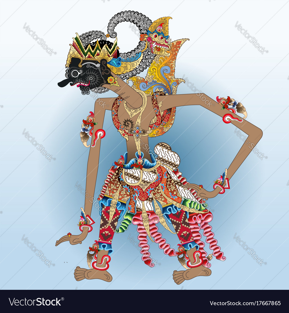 Gunungan Wayang Vector Google Search Traditional Pattern In