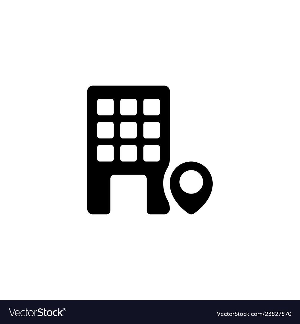 Office location icon