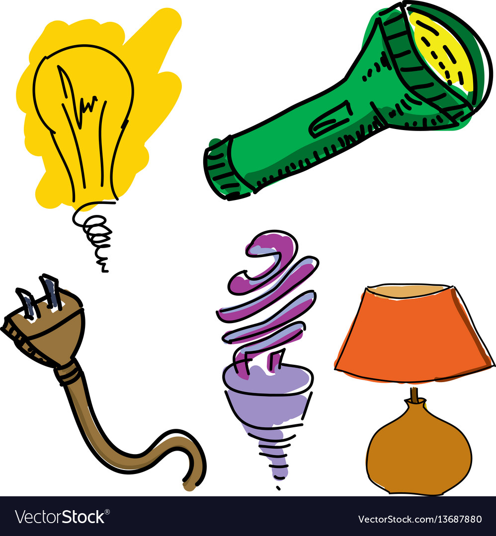 Drawn light equipment