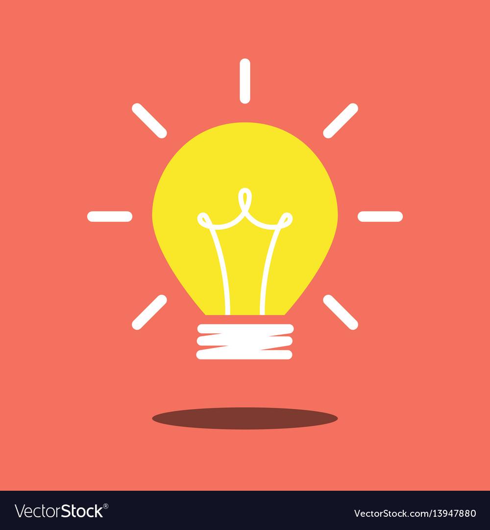 Idea light icon