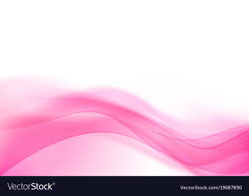 Curve and blend light pink abstract background 006