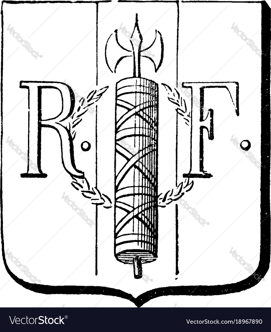 Great Seal Diagram Not Lossing Wiring Skeleton The Of France Is A European Coat Vector Image Rh Vectorstock Com Skeletal Labeled Leopard