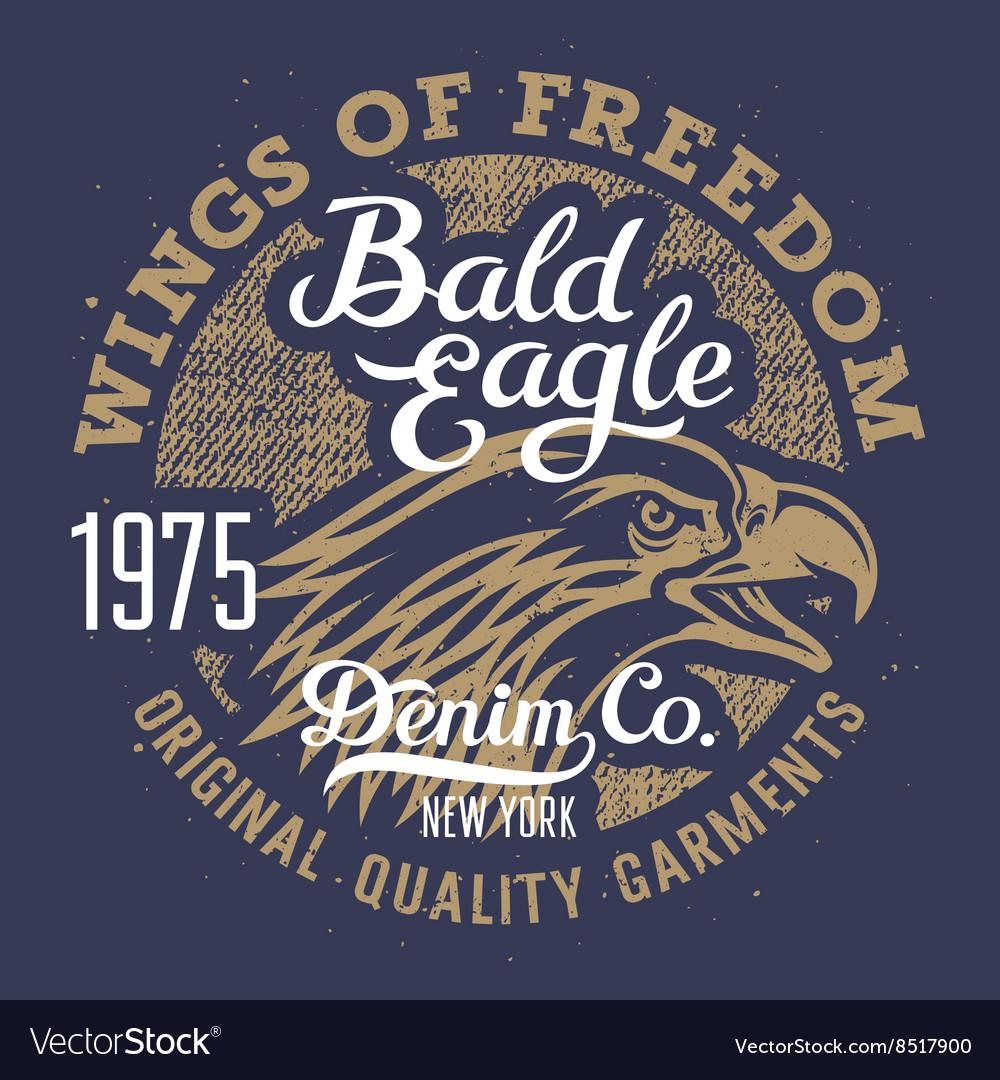 Eagle print 003