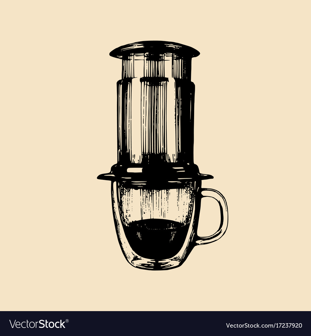 Alternative coffeemaker hand