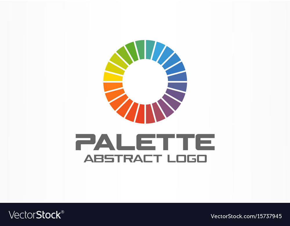 Abstract logo for business company corporate