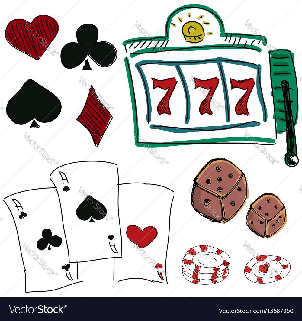 games drawn gambling games