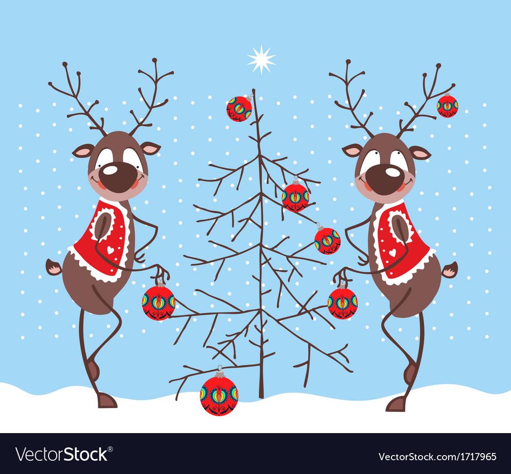 Merry Reindeer
