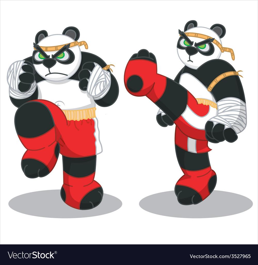Panda Muay Thai