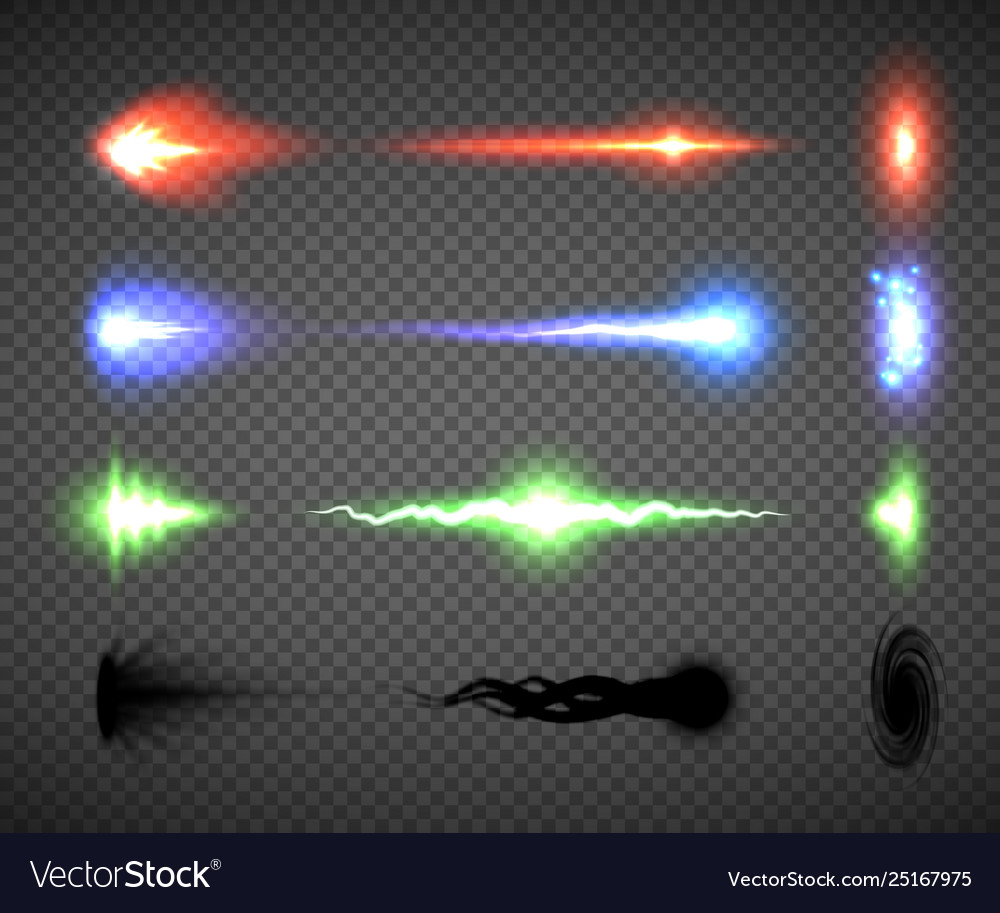 Energy Futuristic Weapons Concept Art