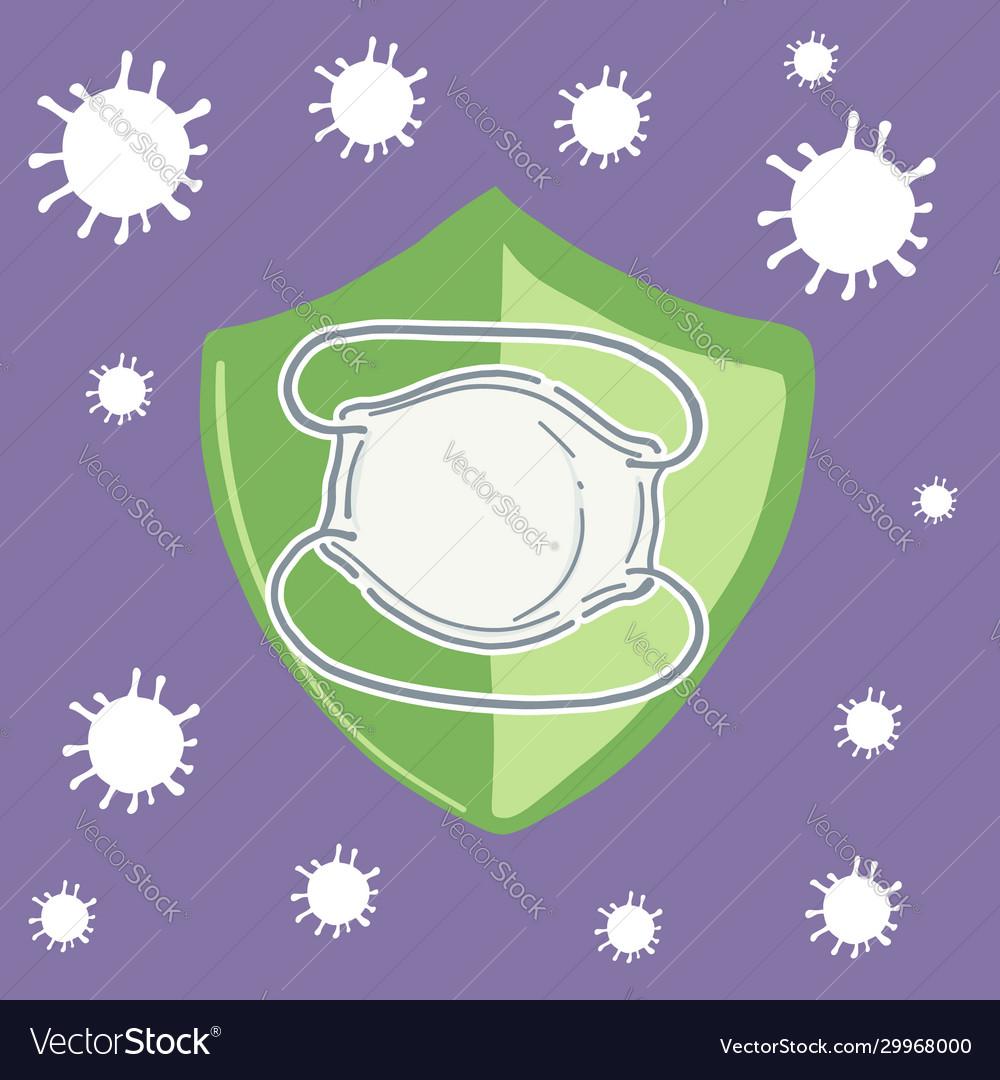 anti virus medical mask