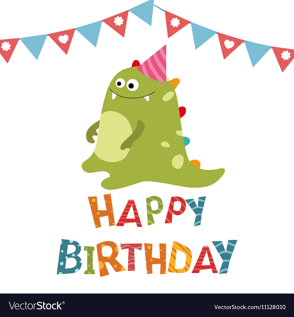Birthday Cards Royalty Free Vector Image