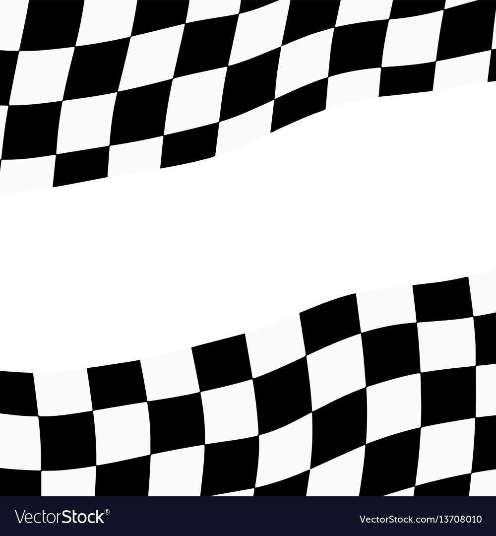racing background with checkered flag royalty free vector rh vectorstock com racing flag vector free racing flag logo free vector