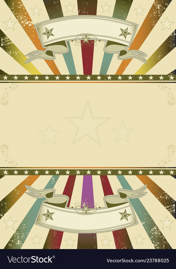 Background retro party vector