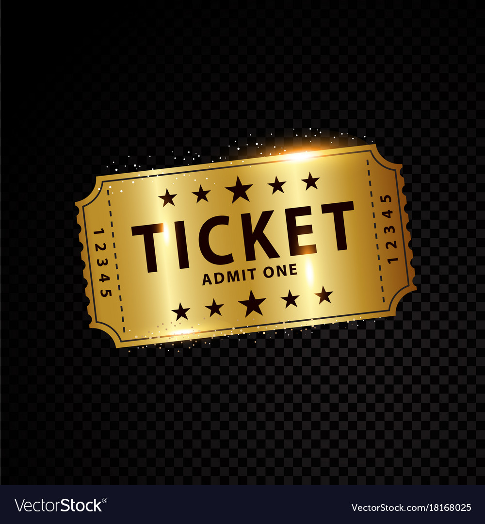 Tickets and coupons templates vector image