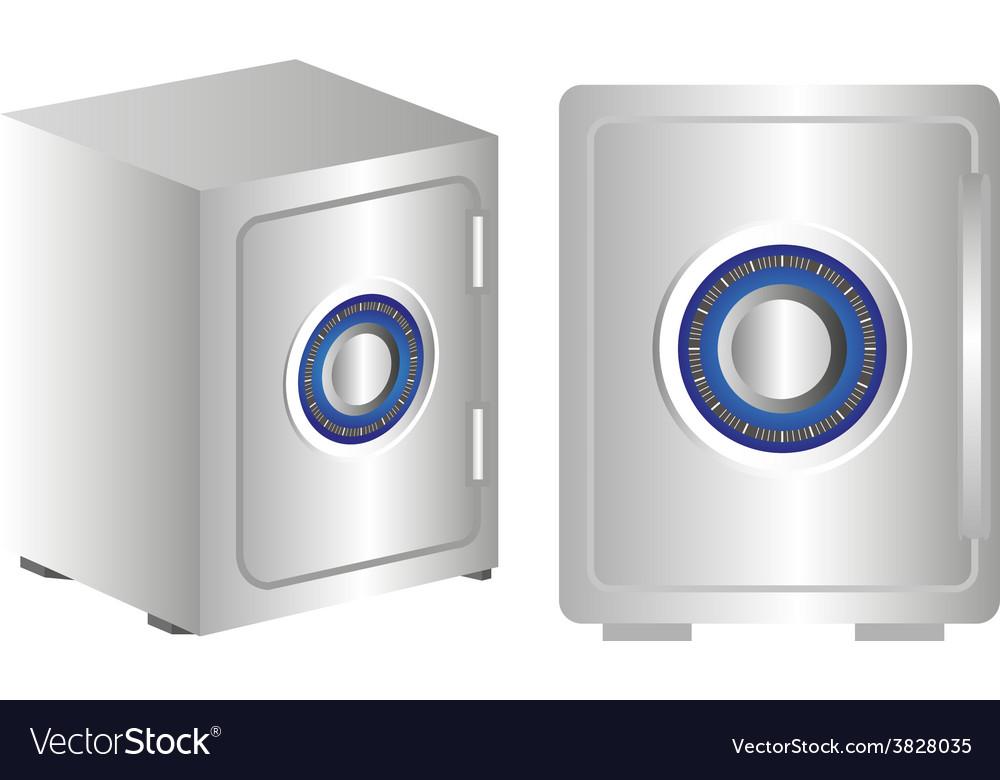 Money safe icons