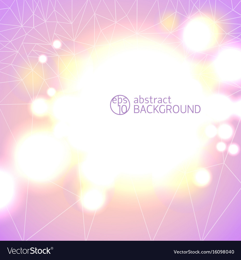 Colorful blurabstract background vector image