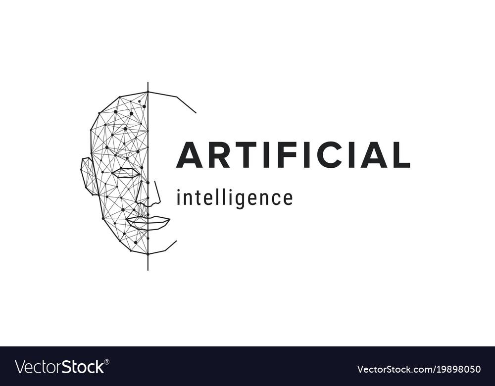 Artificial intelligence futuristic science
