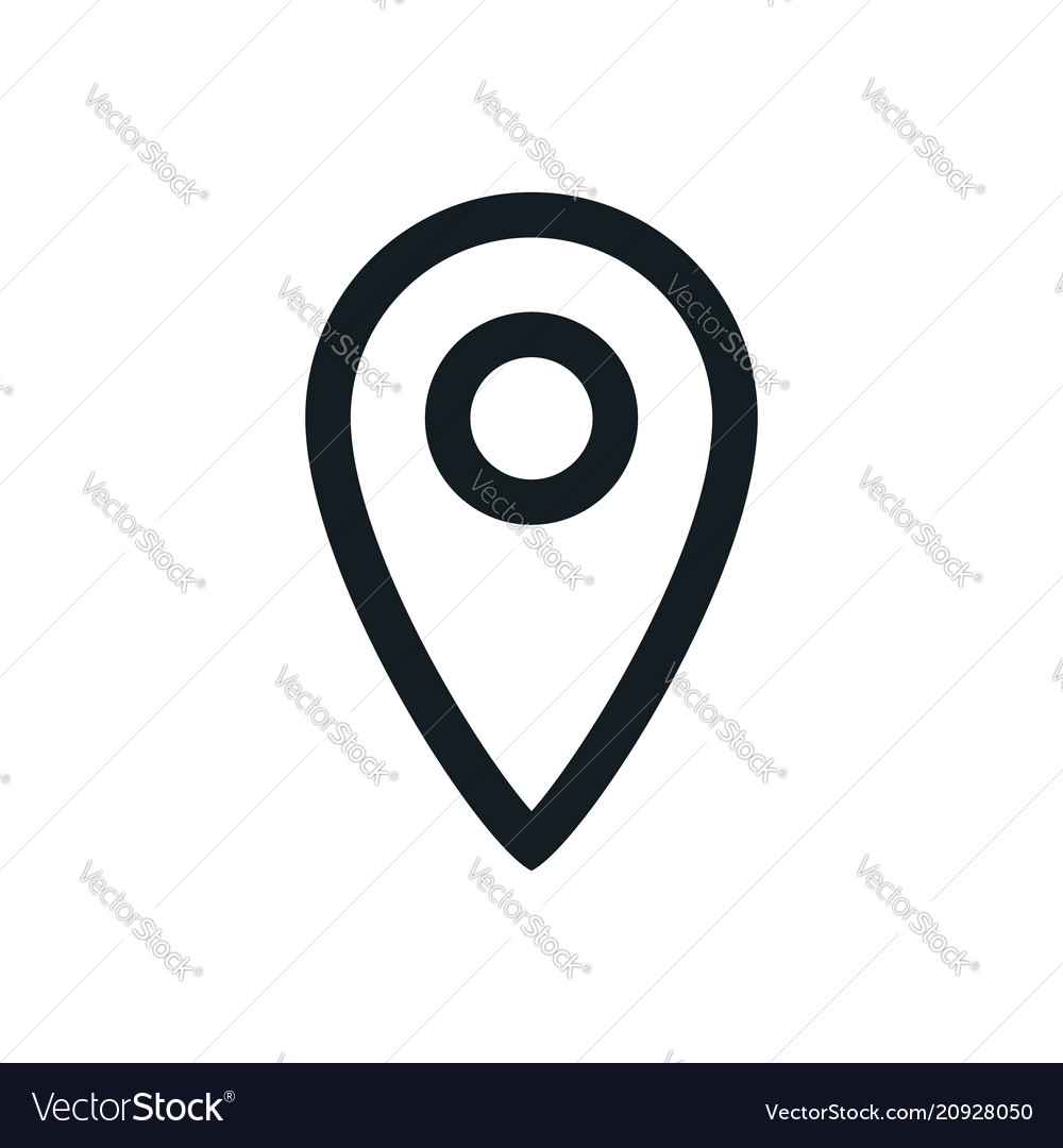 Map location icons