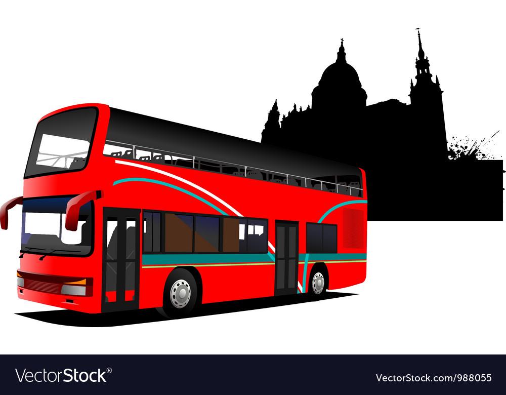 Tour bus company