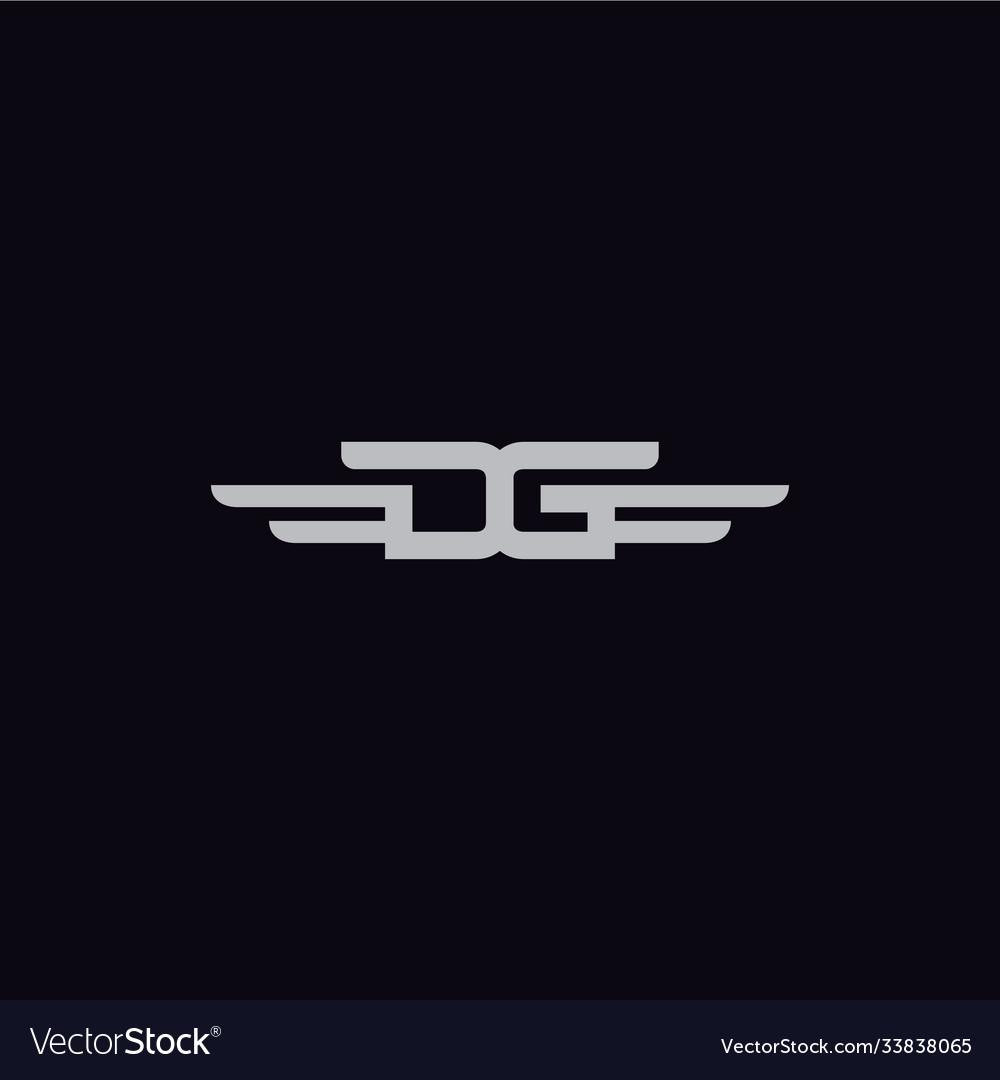 Dg wing logo