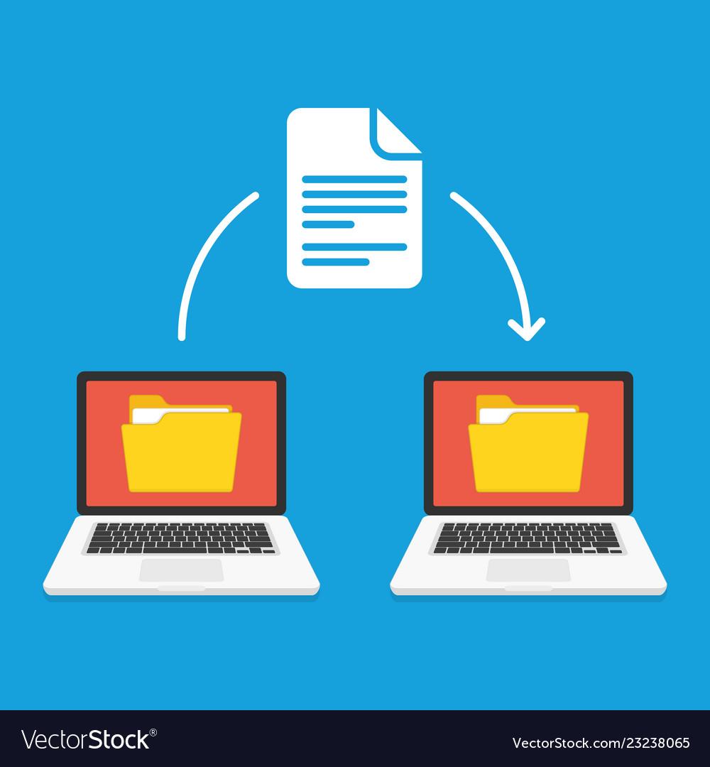 File transfer concept
