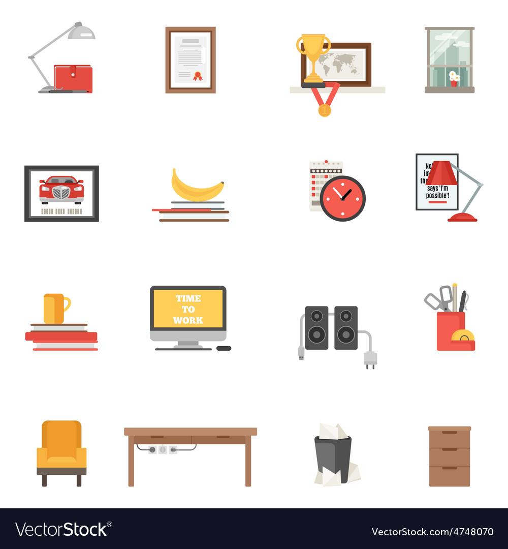 Room Single Icons