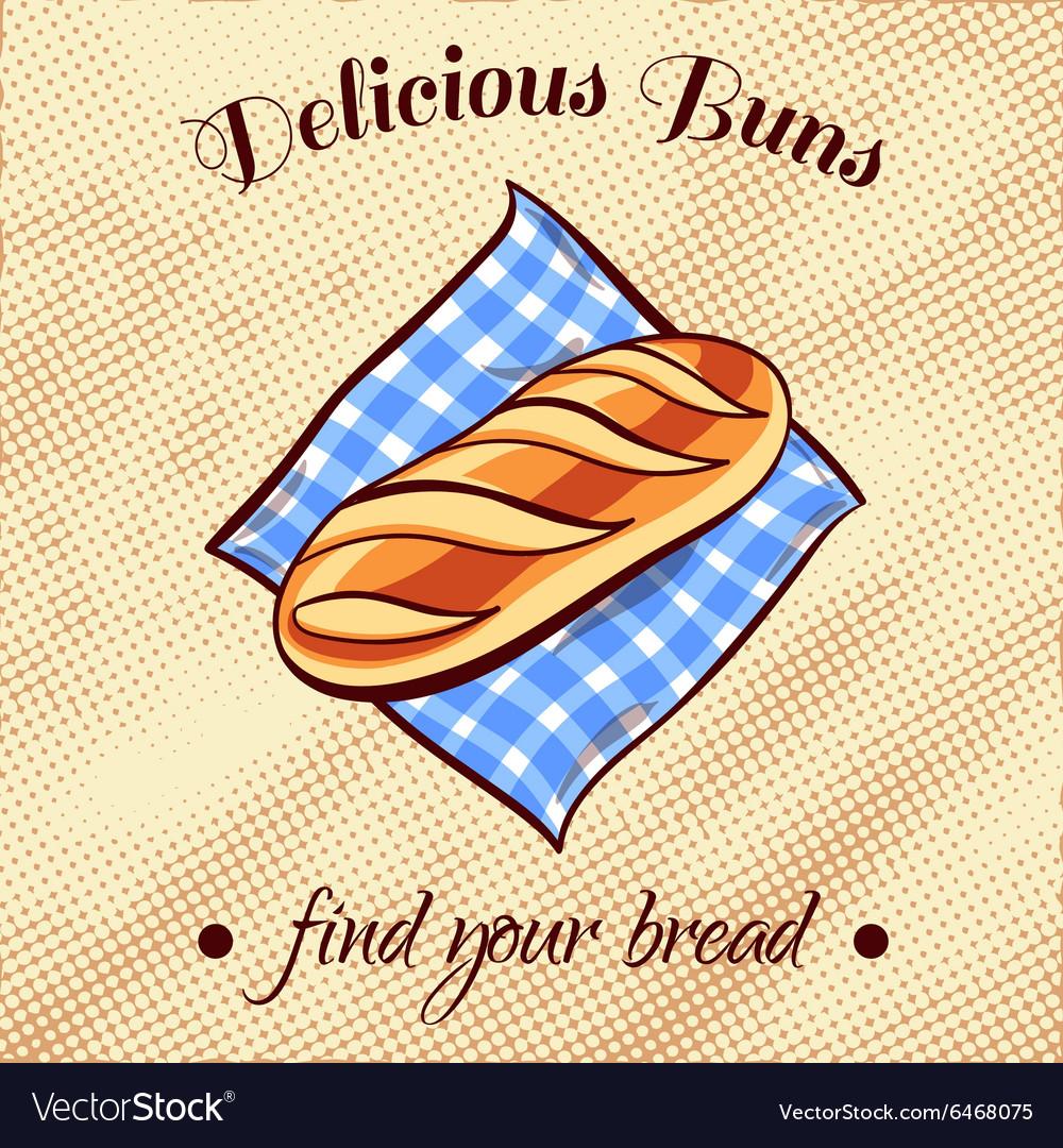 Bread On A Napkin 2