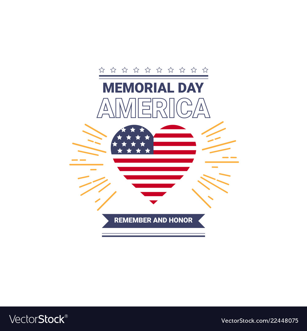 Memorial day usa greeting card wallpaper national