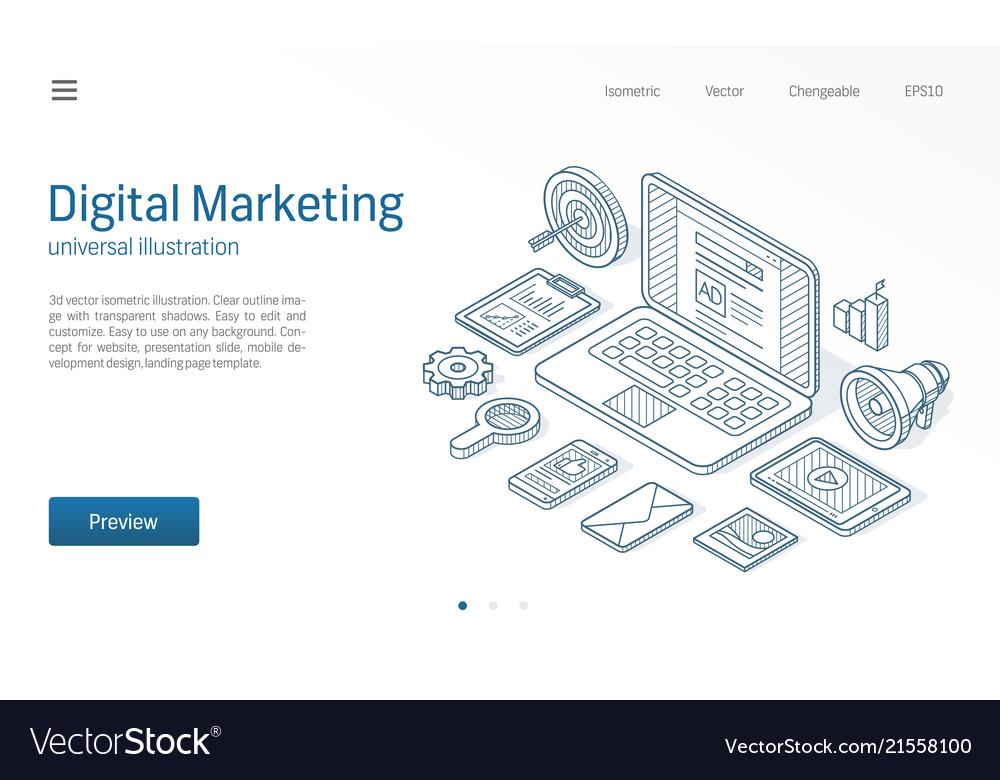Digital marketing campaign seo optimization