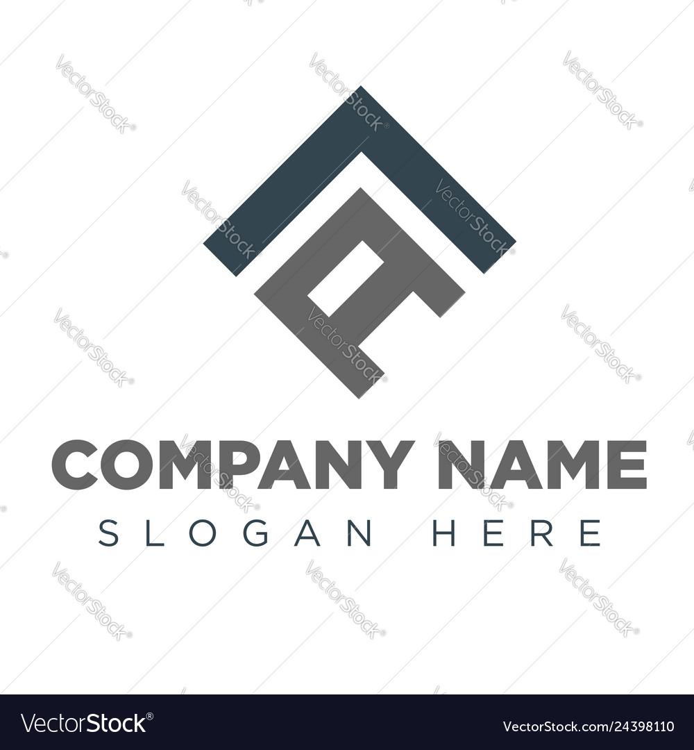 Vala al company group logo concept idea