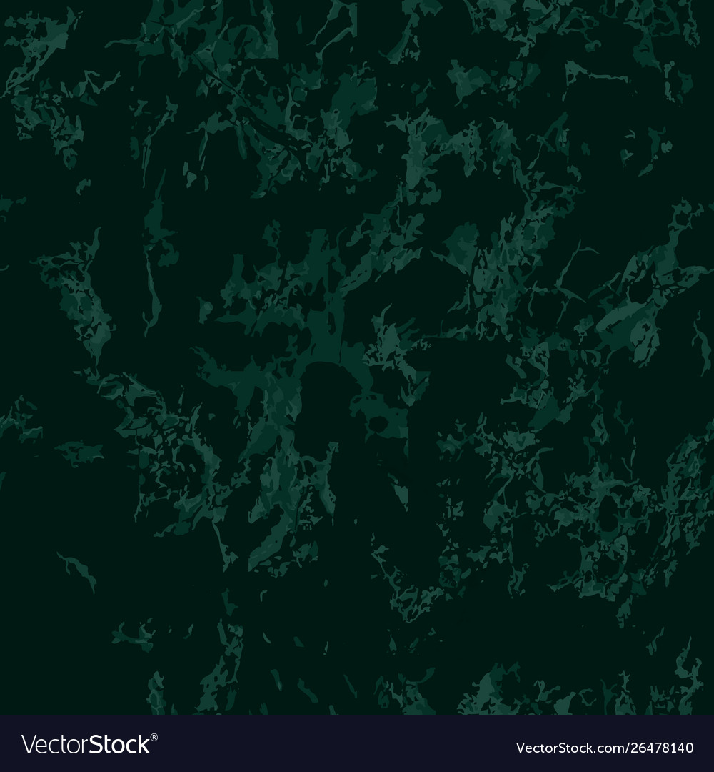 Green Marble Texture Background Seamless Pattern Vector Image