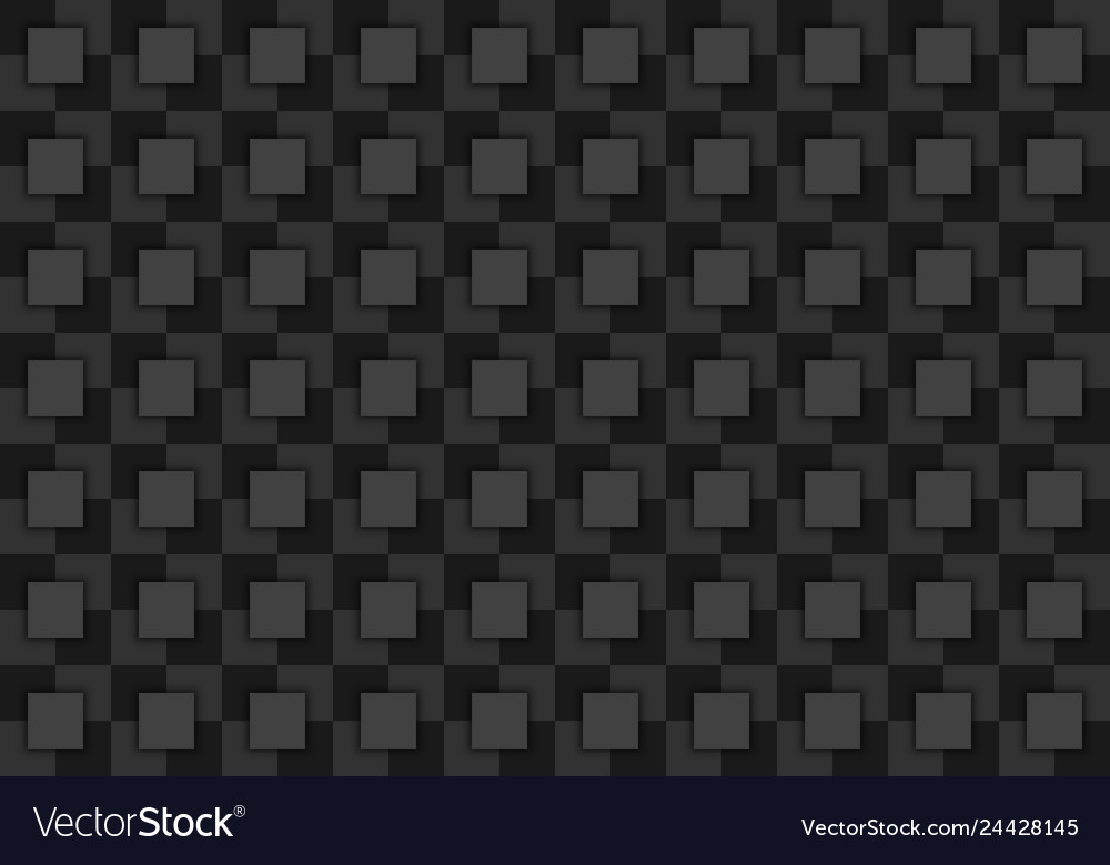 Abstract background composed squares in grey
