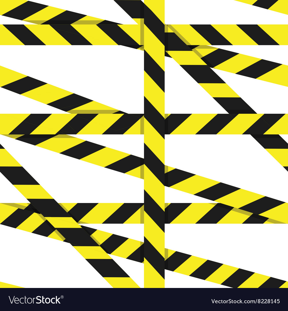 Seamless pattern entrance prohibited
