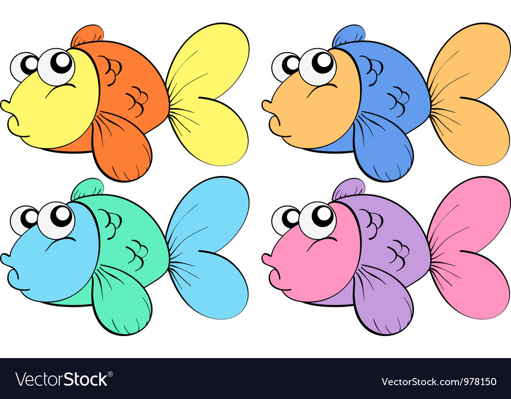 Fish in color
