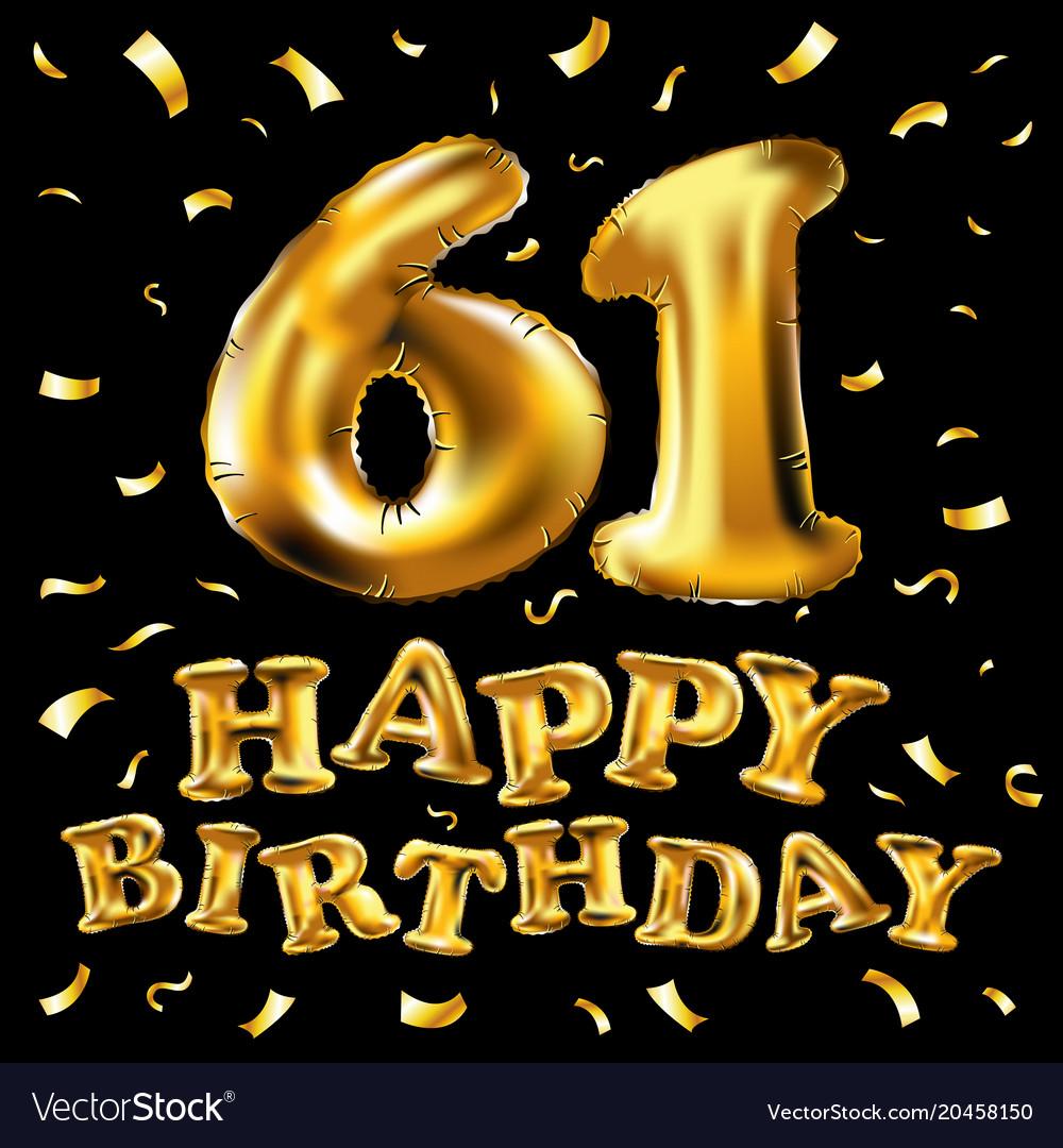 Открытки с днем рождения мужчине 61 лет