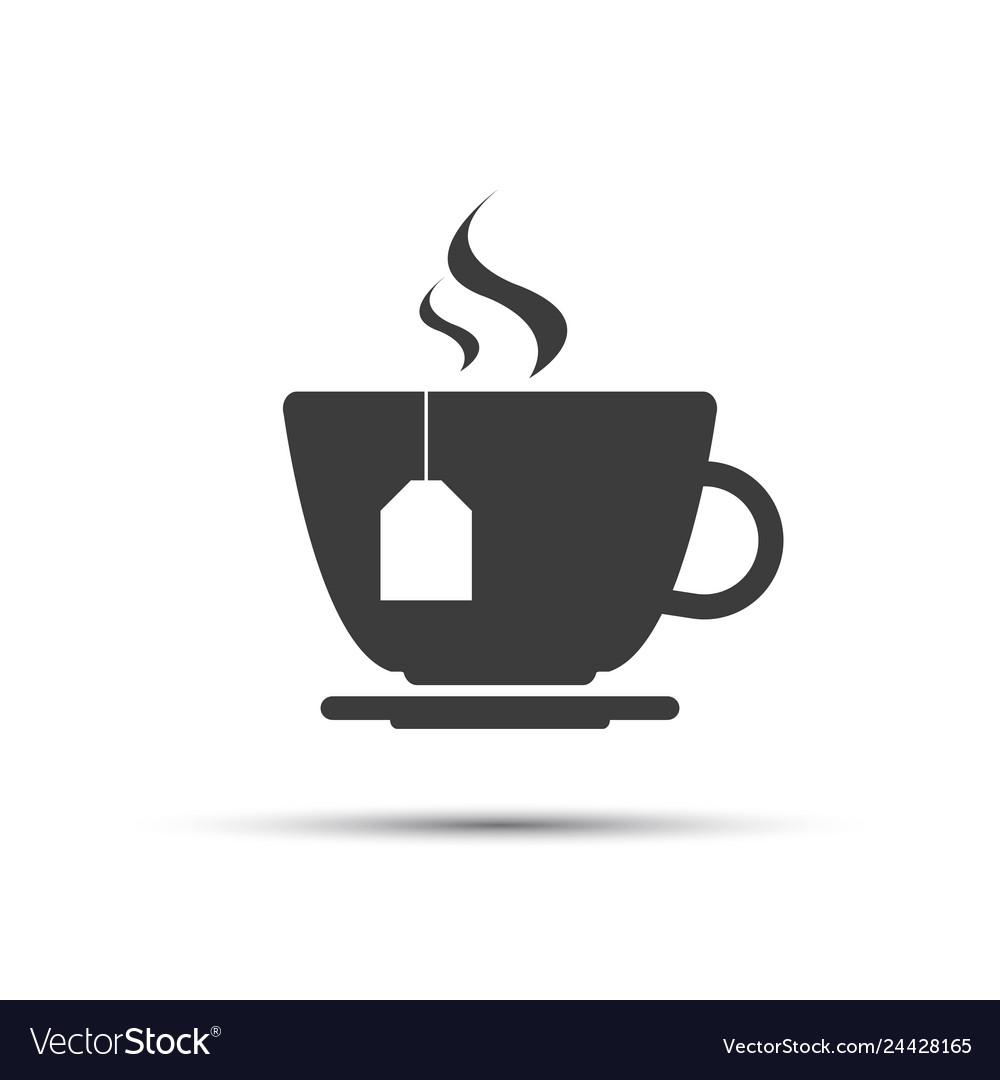 Bigger cup of tea icon