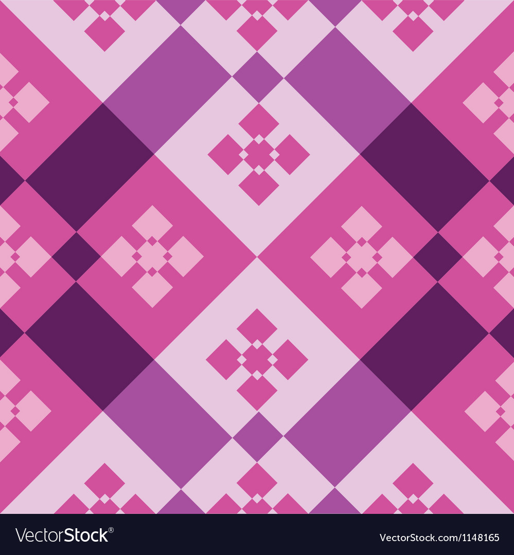 Seamless tile patterm